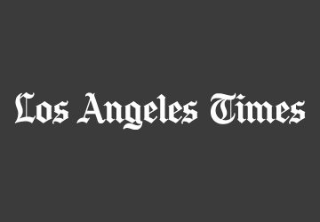 New business reporter at LA Times